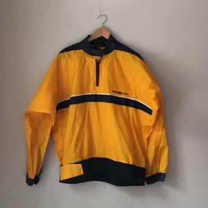 Henri Lloyd Weatherproof 1/4 Zip Sailing Jacket